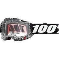 100 PROCENT GOGLE FA20 ACCURI 2 GOGGLE COBRA CLEAR