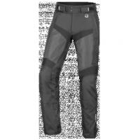 BUSE Spodnie motocyklowe SANTERNO  czarne