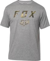 FOX T-SHIRT  CYANIDE SQUAD TECH HEATHER GRAPHITE