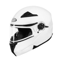 OZONE KASK SYSTEMOWY FLIP UP WIND WHITE
