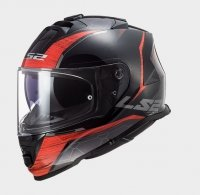 KASK LS2 FF800 STORM  CLASSY RED