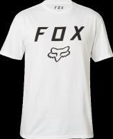 FOX T-SHIRT LEGACY MOTH OPTIC WHITE