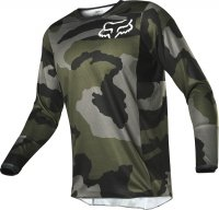 FOX BLUZA OFF-ROAD JUNIOR 180 PRZM CAMO