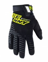 KENNY RĘKAWICE OFF-ROAD SF TECH BLACK NEON YELLOW