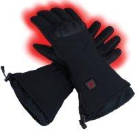 GLOVII GS7 Ogrzewane rękawiczki narc.