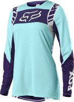 FOX BLUZA OFF-ROAD LADY FLEXAIR MACH ONE AQUA