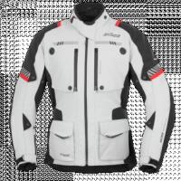 BUSE Kurtka motocyklowaToursport jasno szara