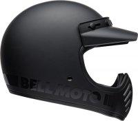 BELL KASK OFF-ROAD MOTO-3 BLACKOUT MATT/GLOSS BLAC