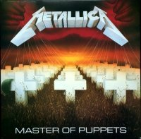 Metallica - Master Of Puppets [LP 180g]