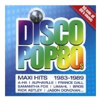 Disco Pop 80s - Maxi Hits Vol 1 [CD]