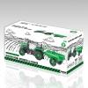 Traktor na pedały z przyczepką  DOLU-DL8053