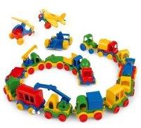 Wader Kid Cars samochodziki , autka - 60000