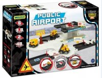 Wader 53550 lotnisko -Play Tracks City