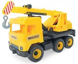 Wader Middle Truck dźwig w kartonie- 32122