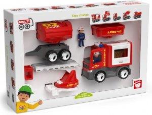 Multigo zestaw straż pożarna IGRACEK EF27314