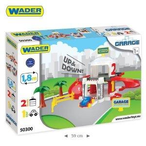 Garaż z windą 2 poziomy Wader 50300