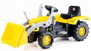 Traktor-koparka na pedały Dolu DL8051
