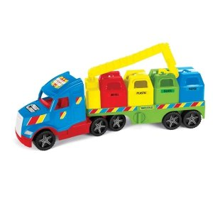 Magic Truck Basic śmieciarka Wader 36320