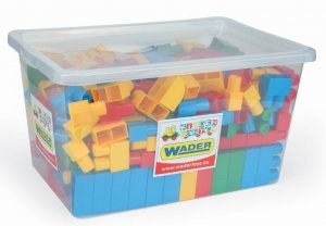 Klocki Middle Blocks 240 szt. Wader 80152