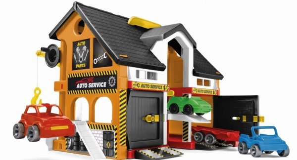 Play House Auto Serwis Wader 25470