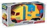 Super Truck krótka śmieciarka WADER 36580