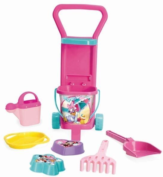 Wózek z kpl. Letnim Minnie Mouse Wader 77571