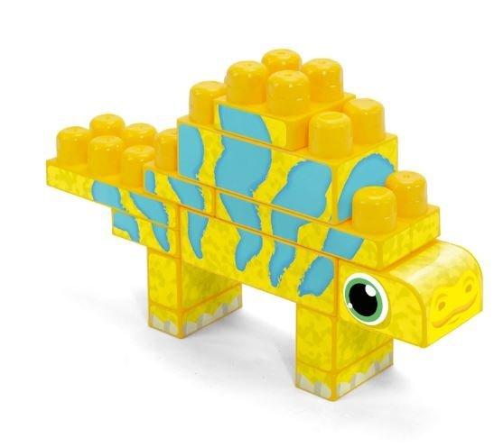 Baby Blocks Dino stegosaur WADER 41495