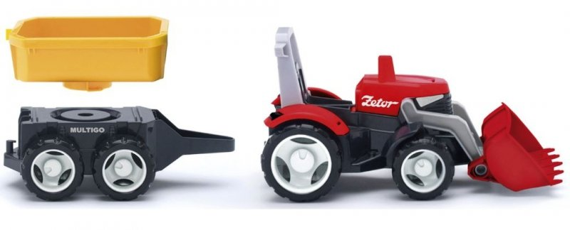 Multigo 1+2 traktor IGRACEK