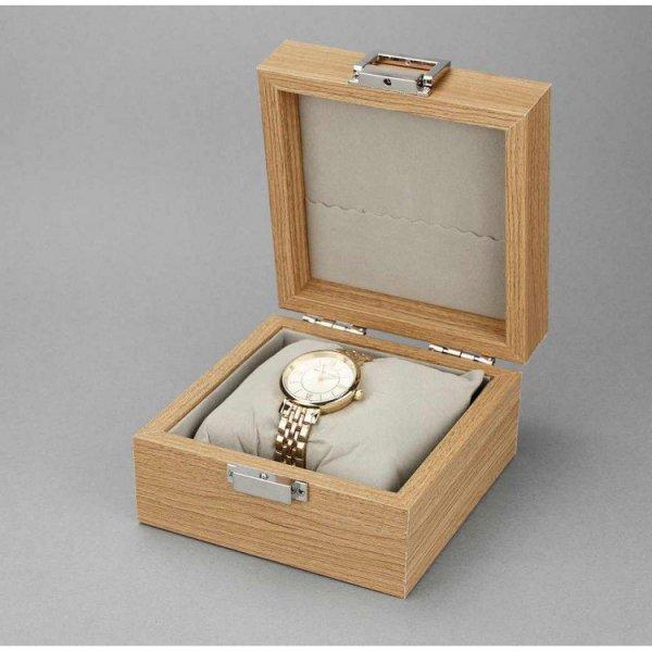 Szkatułka na zegarek lub biżuterię PDMDF01