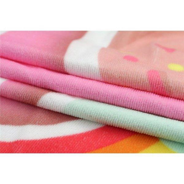 Ręcznik plażowy prostokątny duży 170x90 REC44WZ31