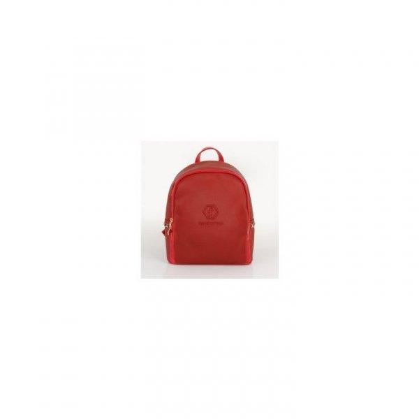 Plecak w kolorze czerwonym