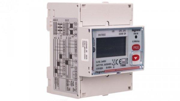 Licznik energii 3-fazowy pośredni 5A IM MID 004685