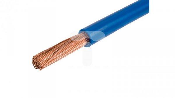 Przewód instalacyjny H07V-K (LgY) 16 niebieski /100m/