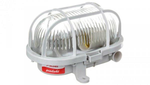 Oprawa kanałowa 1x60W E27 230V IP43 LB PLAST 009911600