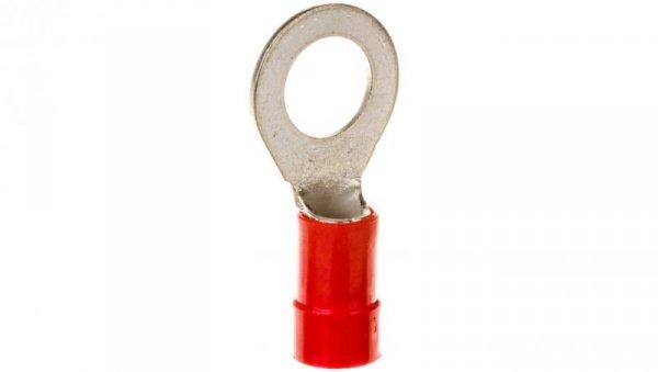 Końcówka oczkowa izolowana KOI 10/10 E09KO-02010103500 /100szt./