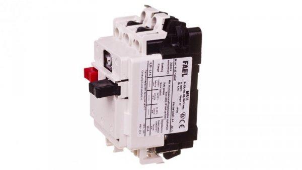 Wyłącznik silnikowy 3P 0,09kW 0,25-0,4A M 611 N 0,4 6112-130001