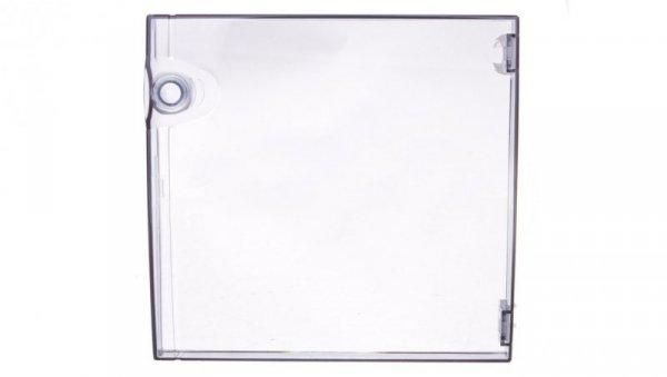 Drzwi do rozdzielni EKINOX 1x8 transparentne IP40 001338