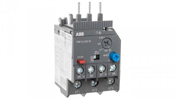 Przekaźnik termiczny 3,1-4,2A T16-4,2 1SAZ711201R1035