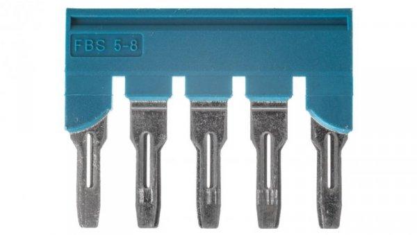 Mostek wtykany 5-biegunowy 8,2mm niebieski FBS 5-8 BU 3032596 /10szt./