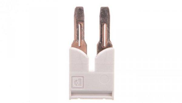 Mostek wtykany 2-biegunowy 8,2mm szary FBS 2-8 GY 3032621 /10szt./