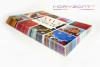ulotka DL, druk pełnokolorowy obustronny 4+4, na papierze kredowym, 130 g, 5000 sztuk NAJNIŻSZA CENA W WARSZAWIE / WYSYŁKA GRATIS