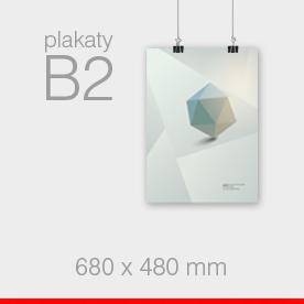 plakaty B2 - 480 x 680 mm