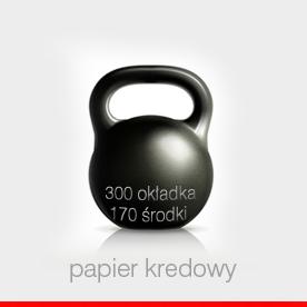 KATALOGI - okładka 300 g, + środki 170 g