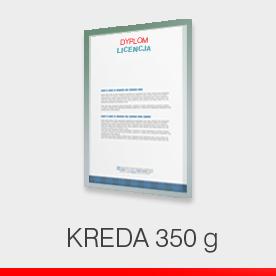 Dyplomy - kreda 350 g