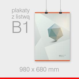 B1 - 680 x 980 mm