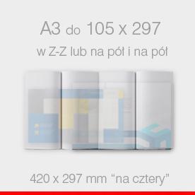 A3 do 105 x 297