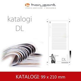 Katalog DL - 99 x 210 mm