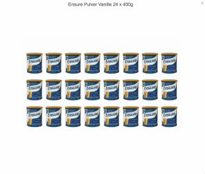 ENSURE PROSZEK 24 szt. x 400G