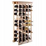 Regał stojak na wino na 44 butelki