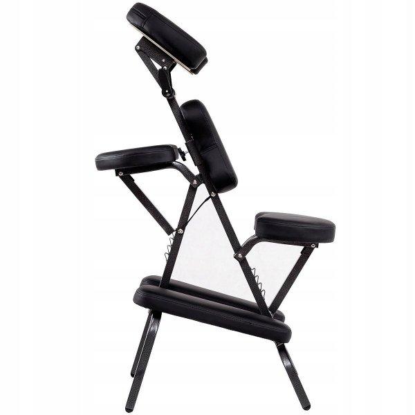Fotel do masażu tatuażu krzesło zabiegowe składane